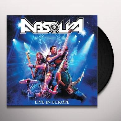 Absolva LIVE IN EUROPE Vinyl Record