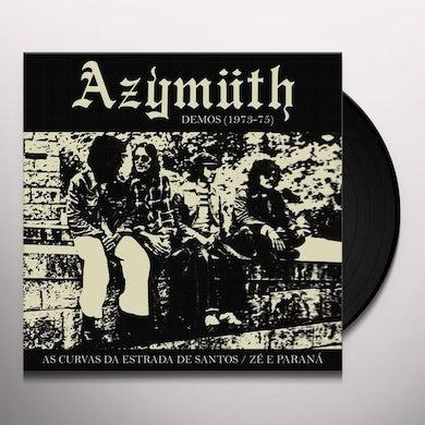 Azymuth AS CURVAS DA ESTRADA DE SANTOS / ZE E PARANA Vinyl Record