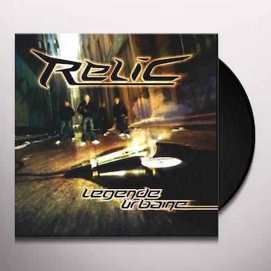 Relic LEGENDE URBAINE Vinyl Record