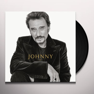 Johnny Hallyday JOHNNY Vinyl Record