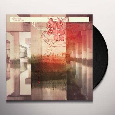 Subsonica TERRESTRE Vinyl Record