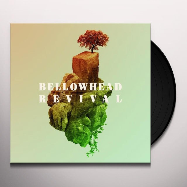 Bellowhead REVIVAL Vinyl Record - UK Release