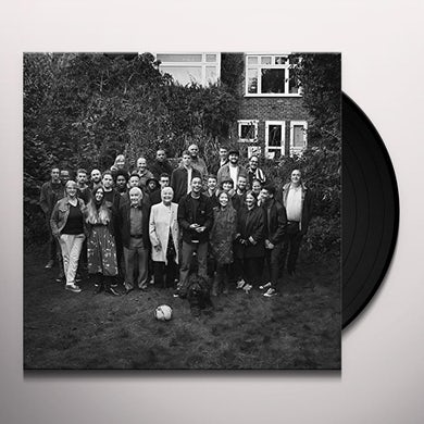 Loyle Carner YESTERDAY'S GONE Vinyl Record