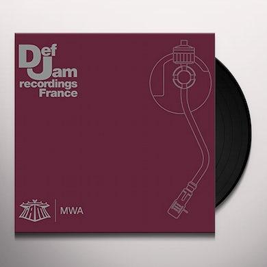 MWA Vinyl Record