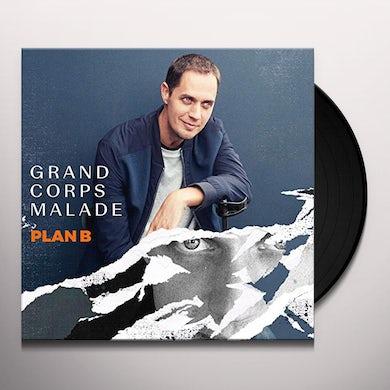 Grand Corps Malade PLAN B Vinyl Record
