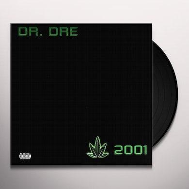 Dr Dre 2001 Vinyl Record
