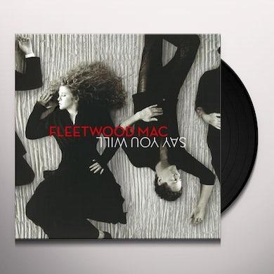 Fleetwood Mac  SAY YOU WILL Vinyl Record