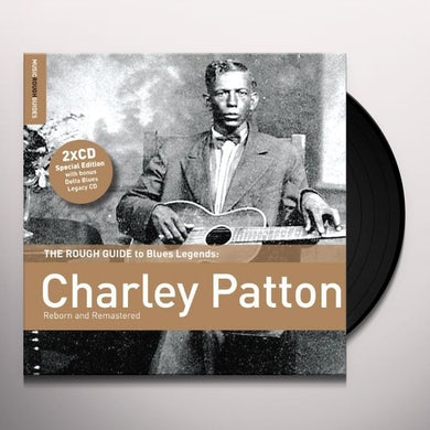 ROUGH GUIDE TO CHARLEY PATTON Vinyl Record