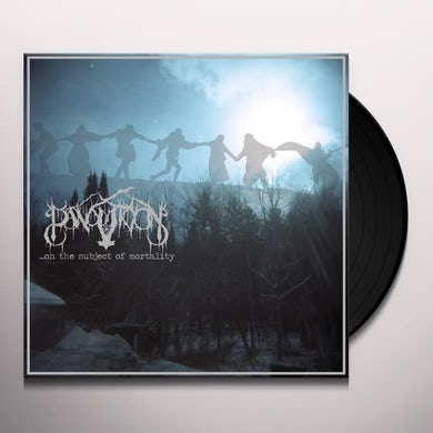 Panopticon ON THE SUBJECT OF MORTALITY Vinyl Record