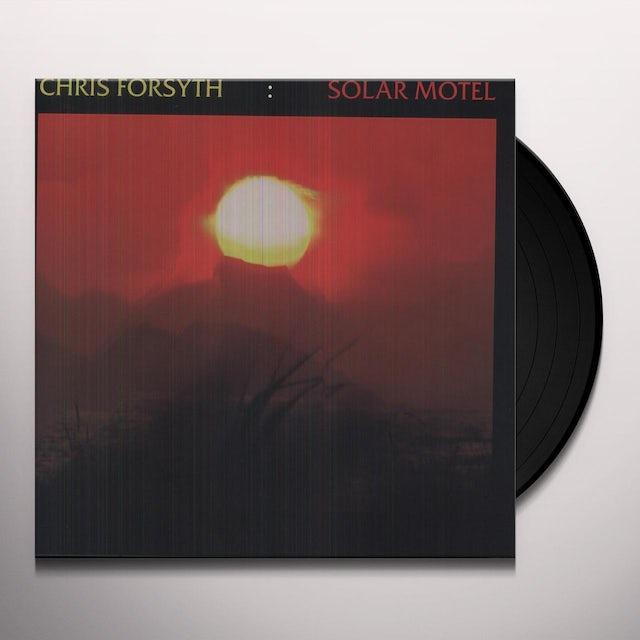 Chris Forsyth SOLAR MOTEL Vinyl Record