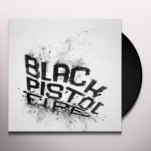 Black Pistol Fire HUSH OR HOWL Vinyl Record