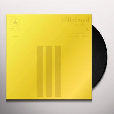 Follakzoid III Vinyl Record