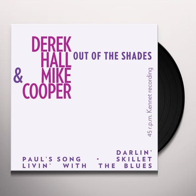 Mike Cooper OUT OF THE SHADES Vinyl Record