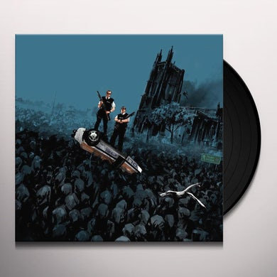 David Arnold HOT FUZZ / Original Soundtrack Vinyl Record