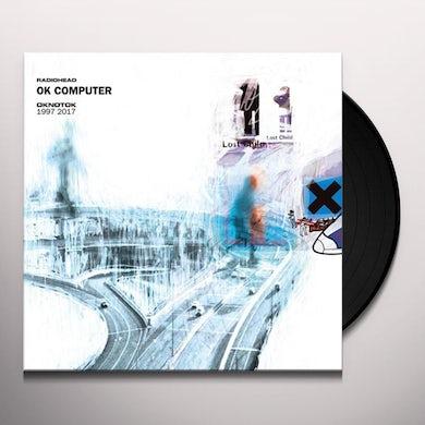 Radiohead OKNOTOK 1997-2017 Vinyl Record