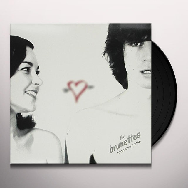 Brunettes MARS LOVES VENUS Vinyl Record