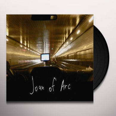 Joan Of Arc MY SUMMER-LONG HIGH WIPEOUT Vinyl Record