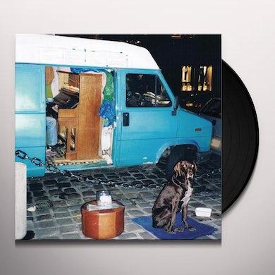 Bracken HEATHENS Vinyl Record