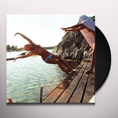 Throw Me The Statue MOONBEAMS Vinyl Record