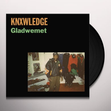 Knxwledge GLADWEMET Vinyl Record