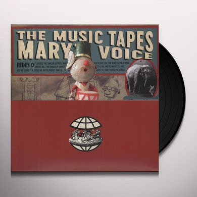 Music Tapes MARY'S VOICE Vinyl Record