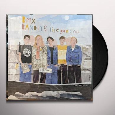 LIFE GOES ON Vinyl Record