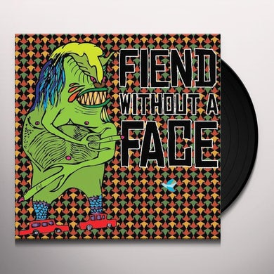 FIEND WITHOUT A FACE Vinyl Record