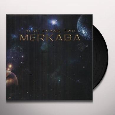 Alan Trio Evans MERKABA Vinyl Record