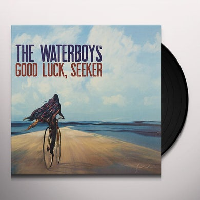 The Waterboys Good Luck  Seeker Vinyl Record