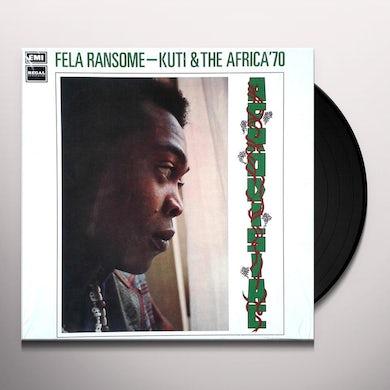 Fela Kuti AFRODISIAC Vinyl Record