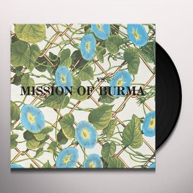 Mission Of Burma VS Vinyl Record