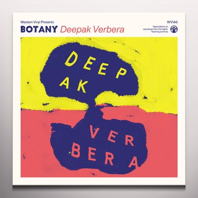 DEEPAK VERBERA Vinyl Record