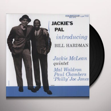 Jackie Mclean / Bill Hardman JACKIE'S PAL Vinyl Record