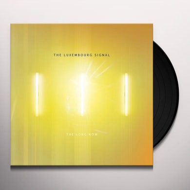 LONG NOW Vinyl Record