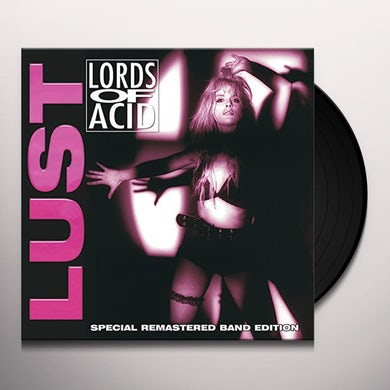 Lords Of Acid LUST Vinyl Record