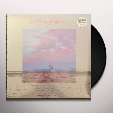 WITH CONFIDENCE (BONE VINYL) Vinyl Record