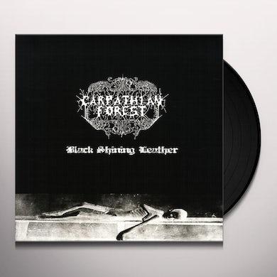 Carpathian Forest BLACK SHINING LEATHER Vinyl Record
