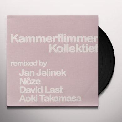 Kammerflimmer Kollektief REMIXED PT 1 Vinyl Record
