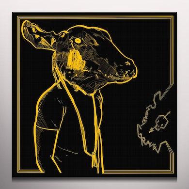 SHAKEY GRAVES ROLL THE BONES X (GOLD & BLACK VINYL) Vinyl Record