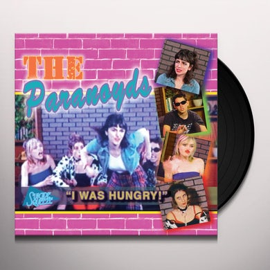 Paranoyds HUNGRY SAM Vinyl Record