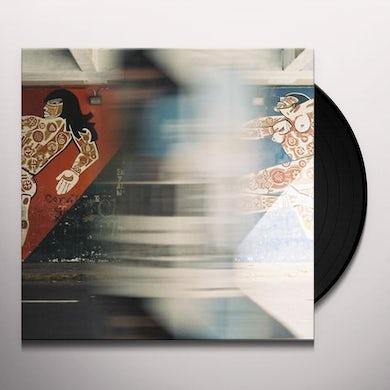 Weathered STRANGER HERE Vinyl Record