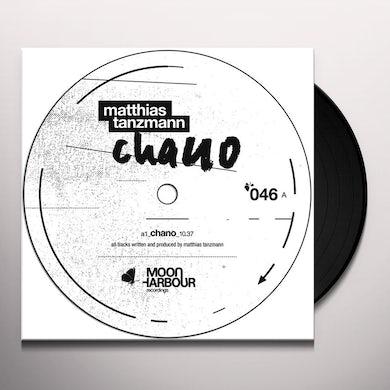 Matthias Tanzmann CHANO Vinyl Record