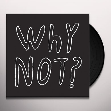 Half Japanese WHY NOT? Vinyl Record