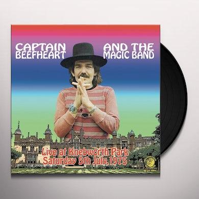 Live At Knebworth 1975 Vinyl Record