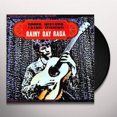 Peter Walker RAINY DAY RAGA Vinyl Record