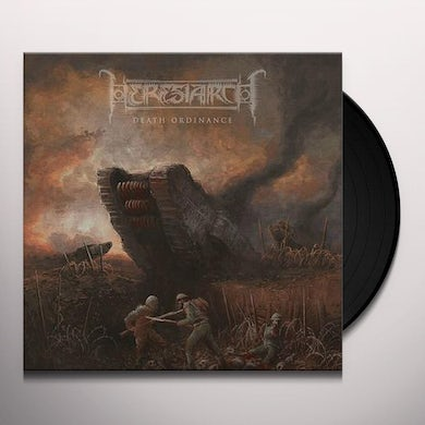 Heresiarch DEATH ORDINANCE Vinyl Record