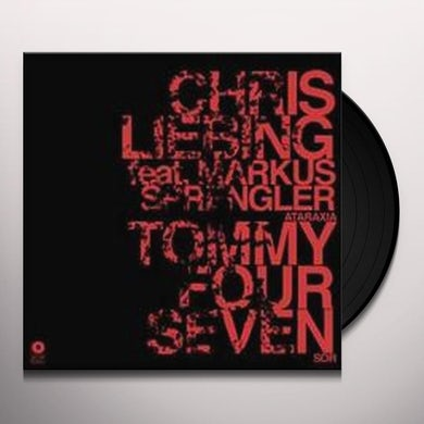 Chris Liebing Ataraxia/Sor Vinyl Record