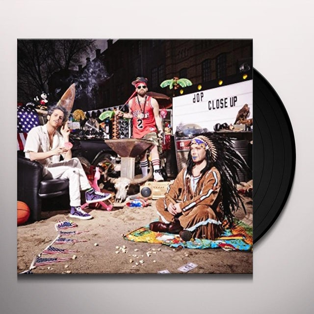 Dop CLOSE UP Vinyl Record
