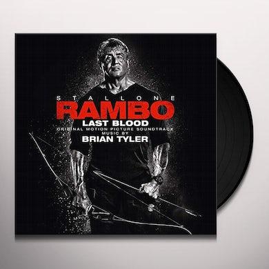 RAMBO: LAST BLOOD / Original Soundtrack Vinyl Record