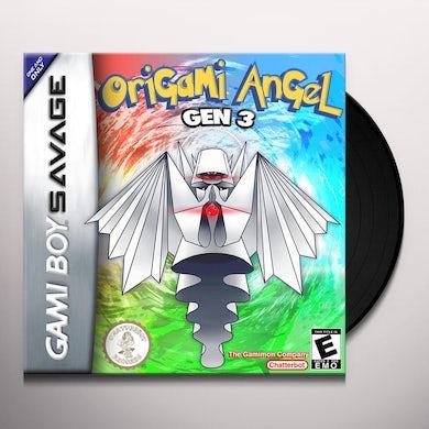 Origami Angel GEN 3 Vinyl Record